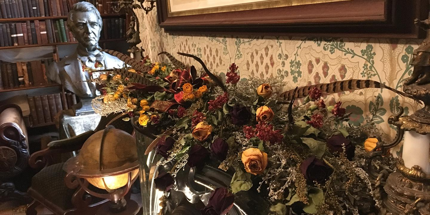Candlelight Tours come back to Seward House for holidays